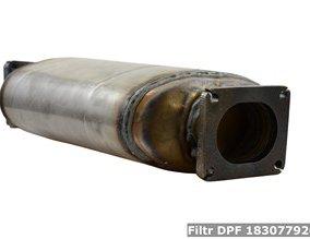 Filtr DPF 18307792041