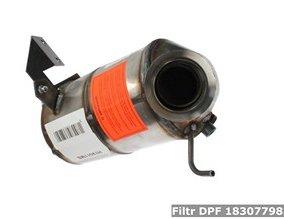 Filtr DPF 18307798309