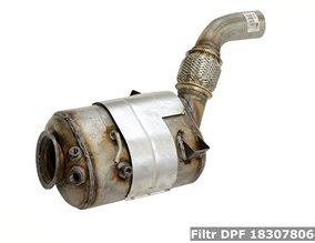 Filtr DPF 18307806411