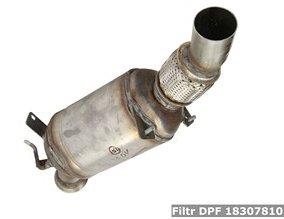 Filtr DPF 18307810162