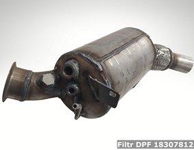 Filtr DPF 18307812283
