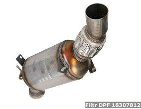 Filtr DPF 18307812286