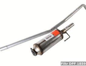 Filtr DPF 1859397