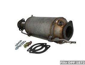Filtr DPF 1872227