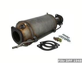 Filtr DPF 1948721