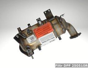 Filtr DPF 250510R020