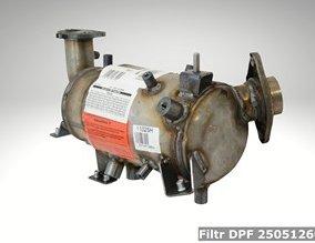 Filtr DPF 2505126030