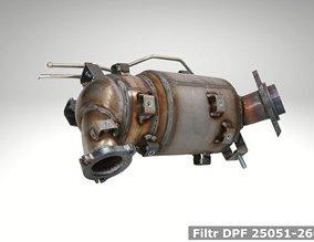Filtr DPF 25051-26031