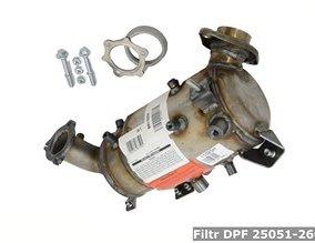 Filtr DPF 25051-26040