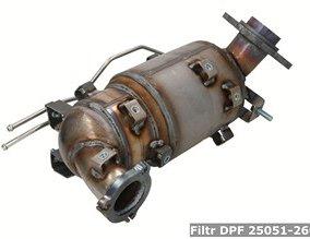 Filtr DPF 25051-26041