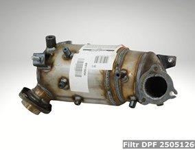 Filtr DPF 2505126041