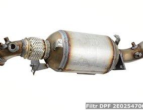 Filtr DPF 2E0254700GX