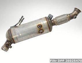 Filtr DPF 2E0254700JX