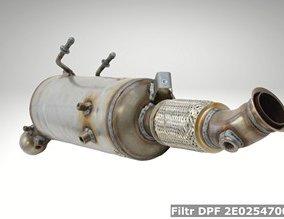 Filtr DPF 2E0254700KX