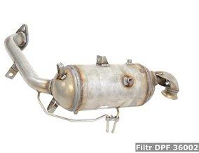 Filtr DPF 36002208