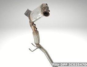 Filtr DPF 3C0254700KX