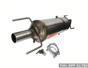 Filtr DPF 51780158