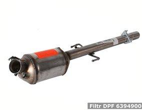 Filtr DPF 6394900892