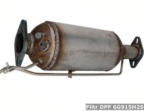 Filtr DPF 6G915H250EC