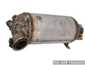 Filtr DPF 7H0254700G