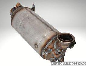 Filtr DPF 7H0254700KX