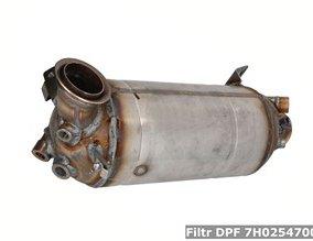 Filtr DPF 7H0254700NX