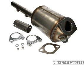 Filtr DPF 8200188039