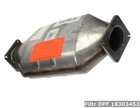 Filtr DPF 18303452042