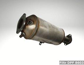 Filtr DPF 8603375