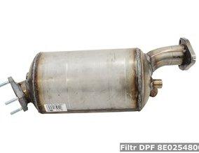 Filtr DPF 8E0254800CX