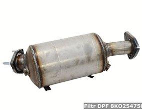 Filtr DPF 8KO254750NX