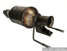 Filtr DPF 9064901592