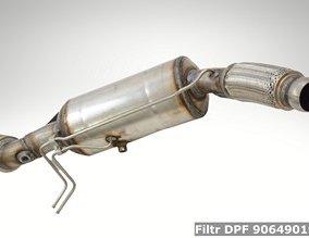 Filtr DPF 9064901981