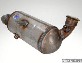 Filtr DPF 93014