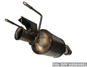Filtr DPF A9064901192