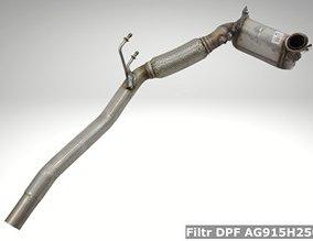 Filtr DPF AG915H250SC