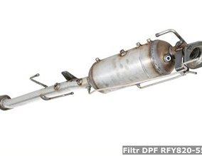Filtr DPF RFY82055XA