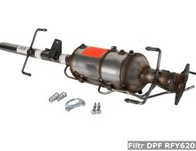 Filtr DPF RFY62055X