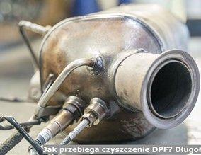 Jak przebiega czyszczenie DPF? Długołęka