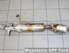 Wypalanie DPF Ford S-Max