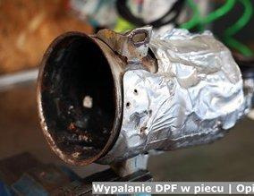 Wypalanie DPF w piecu | Opinie