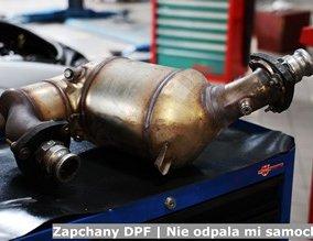 Zapchany DPF | Nie odpala mi samochód