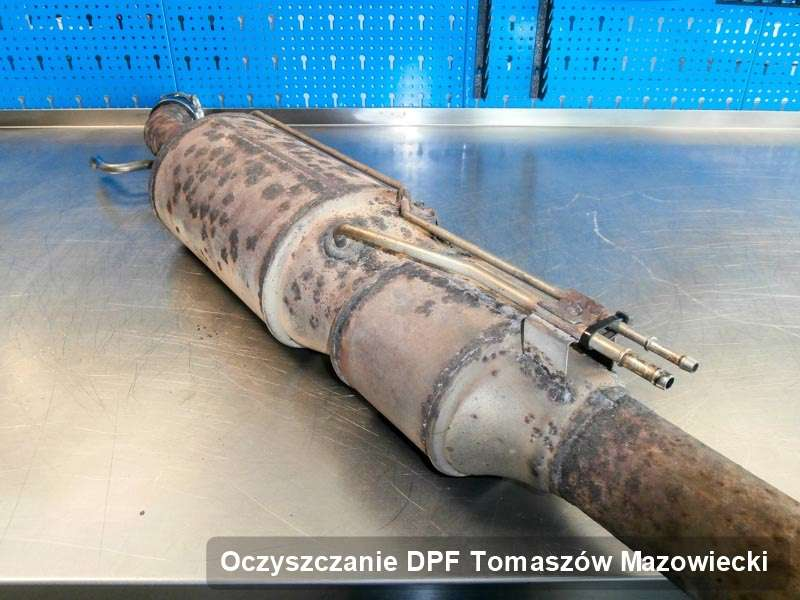 Sprawdź koszt serwisu Oczyszczanie DPF w Tomaszowie Mazowieckim
