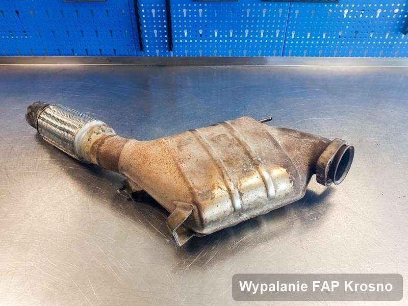 Zweryfikuj koszty serwisu Wypalanie FAP z Krosna